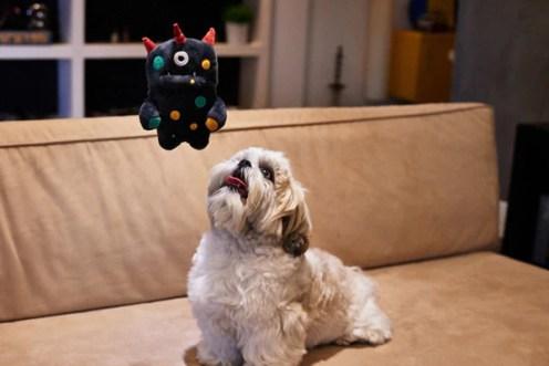 Zee.Dog Ghim Alien Plush Toy