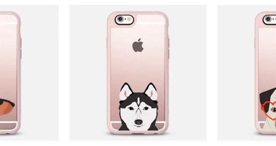 Casetify Dog Breed Phone Cases | Vanillapup