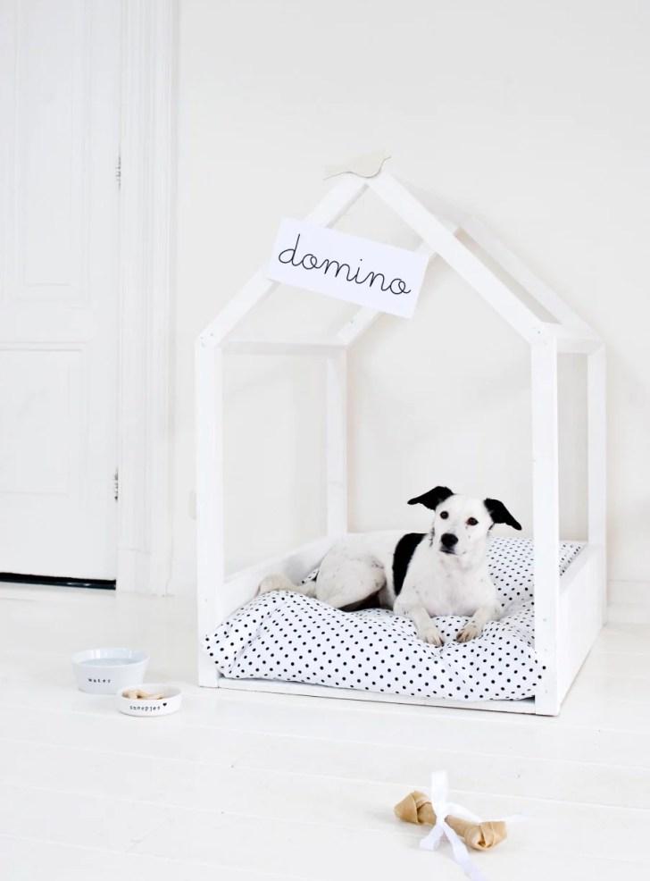 DIY Dog House | Vanillapup