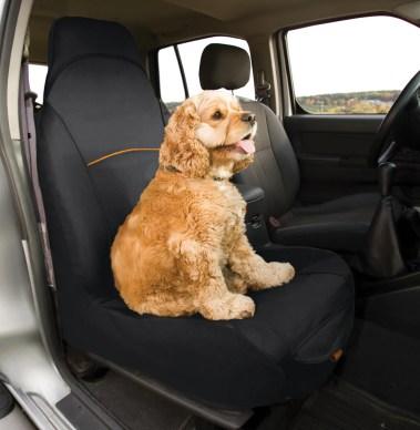 Kurgo CoPilot Bucket Seat Cover   Vanillapup