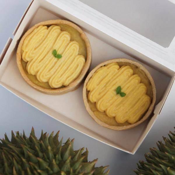 Barking Good Durian Tarts   Vanillapup