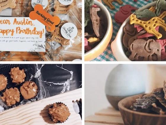 Singapore Pet Bakeries for Gourmet Dog Treats | Vanillapup