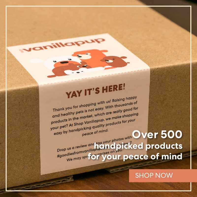 Shop Vanillapup Box