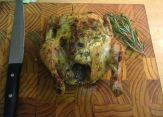 Rosemary & Thyme Roasted Chicken