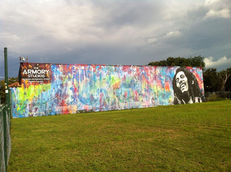 Wynwood Art District in Miami, FL