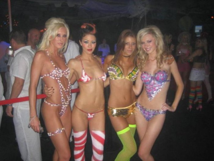 naked hot girls in the playboy mansion