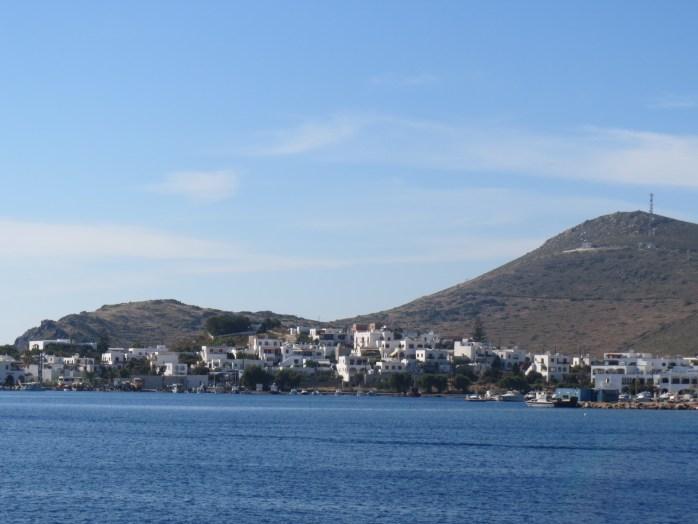 Patmos islands of greece