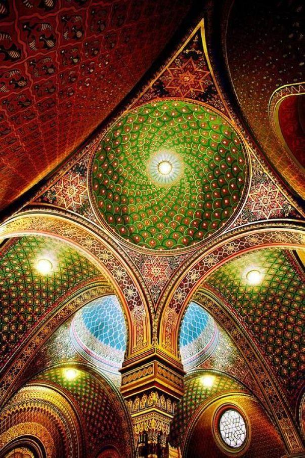 Spanish Synagogue Photograph by John Galbo