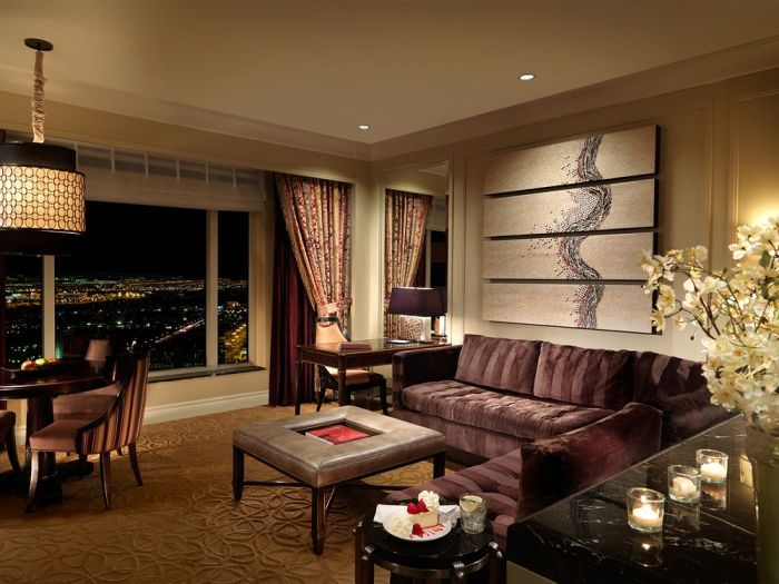 THE PALAZZO las vegas rooms