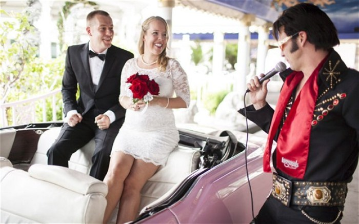 Elvis Wedding in Las Vegas - Best of Las Vegas