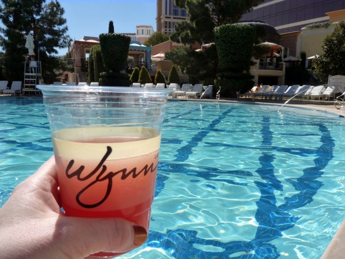 wynn hotel in las vegas pool