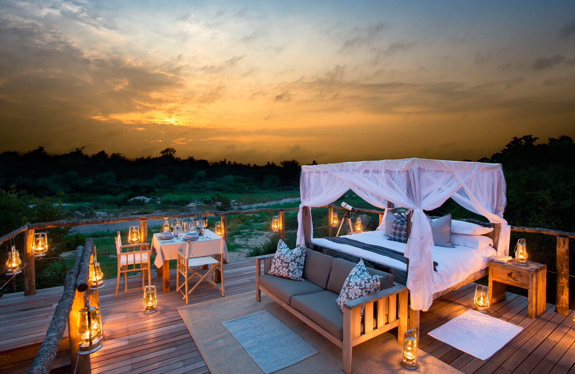 best place safari Lion Sands Game Reserve (South Africa)