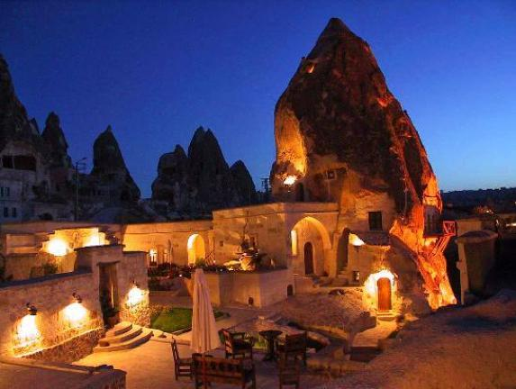 Cappadocia cave hotel turkey, cool hotel