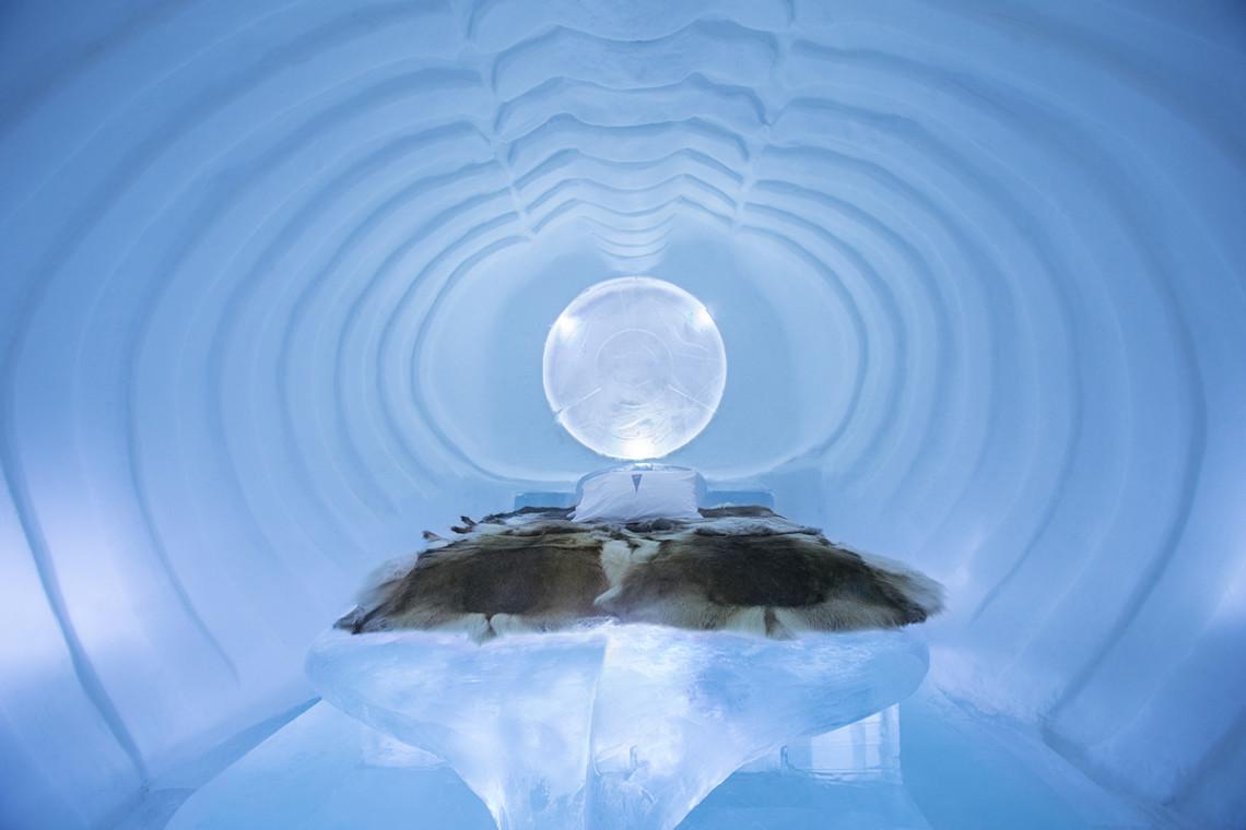 ICE HOTEL, konstkatalog
