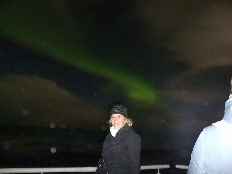 seeing The Northern Lights - Iceland hofit kim cohen