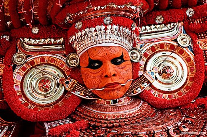 muchilottu-bhagavathi-theyyam