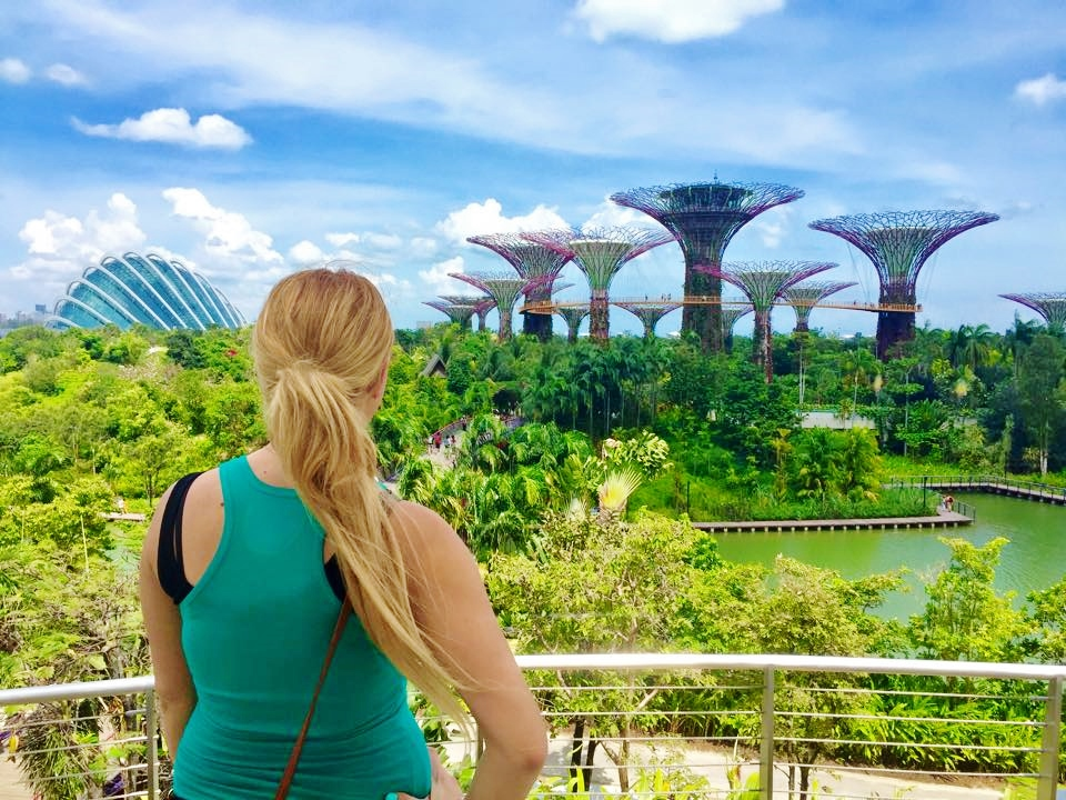 Girl On A Mission, Exploring Singapore In 6 Hours!