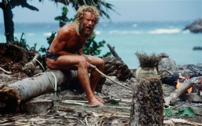 soul searching travel movies - castaway