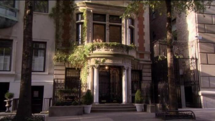 The Archibald Townhouse gossip girl