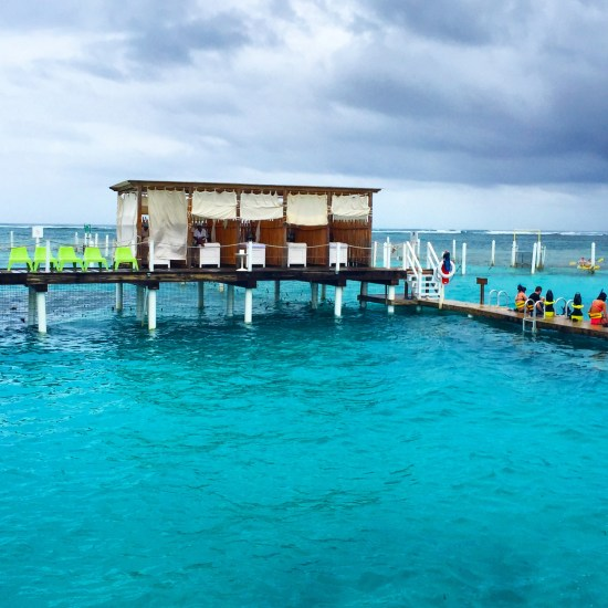 Punta Cana Hurricane - Reef Explorer