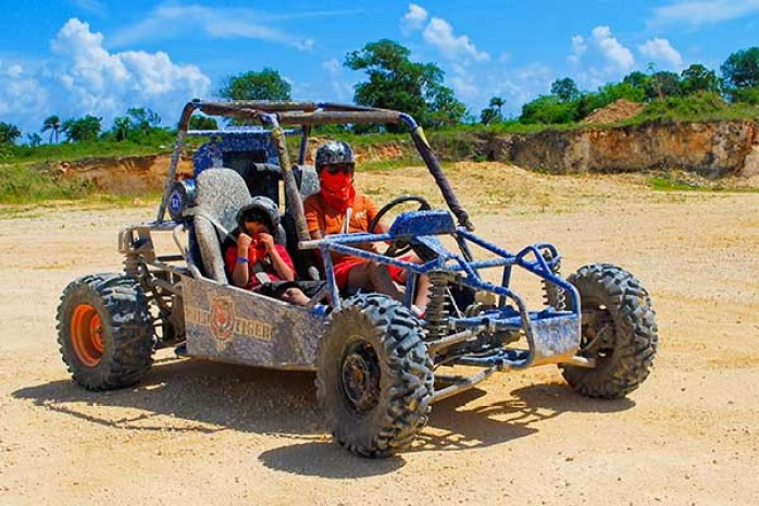 Xtreme Buggy - ATV things to do in punta cana