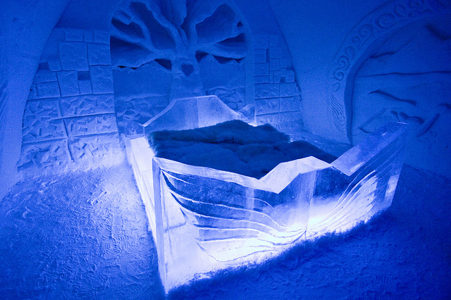 Questions And Answers: Sleeping In A Ice Hotel
