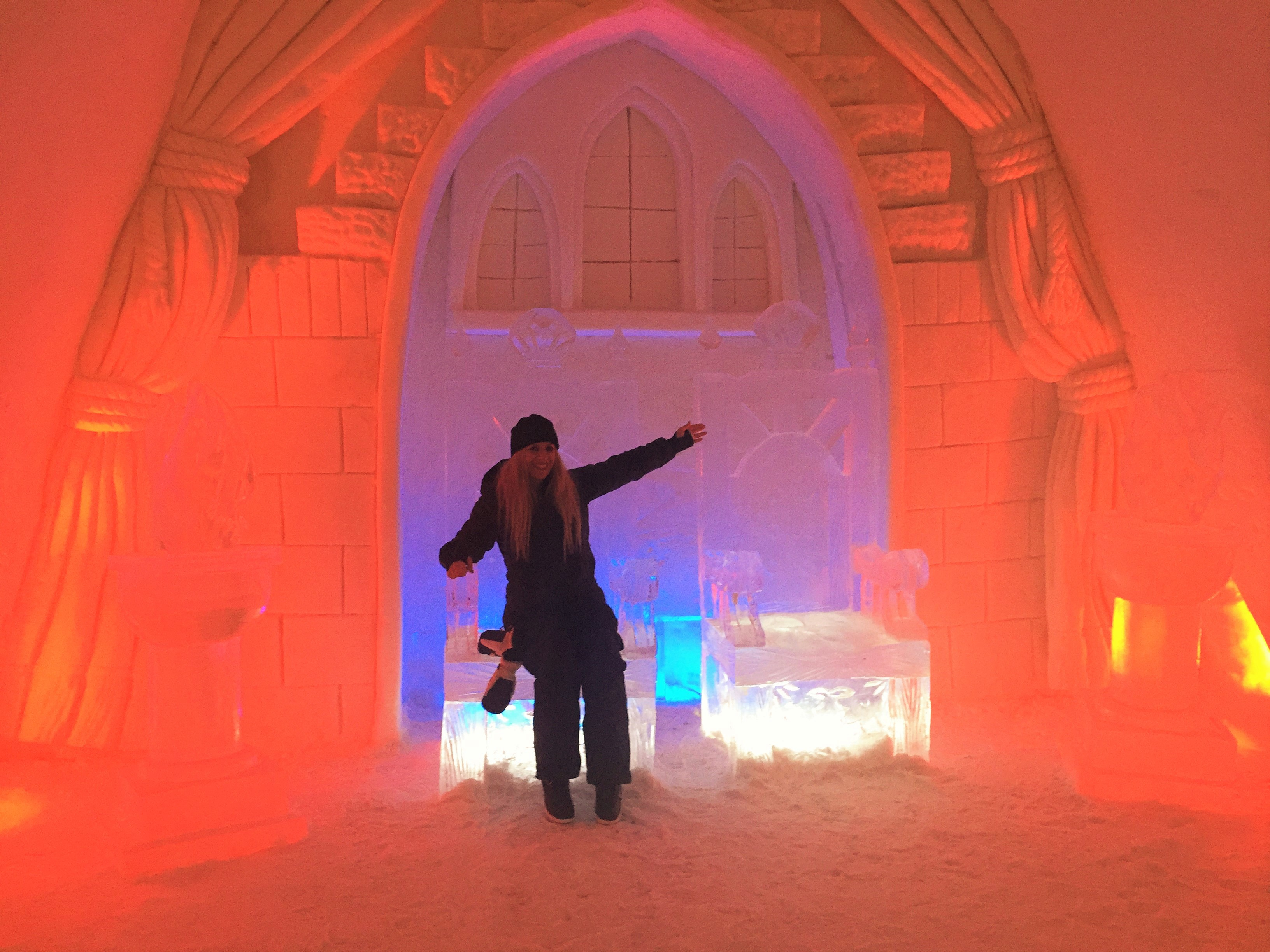 Snow Castle Hotel Tour & Ice Restaurant – Kemi, Finland (VIDEO)