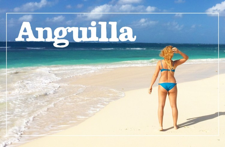 A Taste of Anguilla: Beaches & Bikinis VanillaSkyDreaming.com