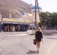 Hofit Kim Cohen - vanilla sky dreaming Greece