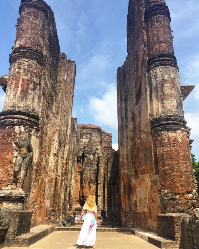 Polonarauwa, Sri Lanka - Hofit Kim Cohen - Vanilla Sky Dreaming