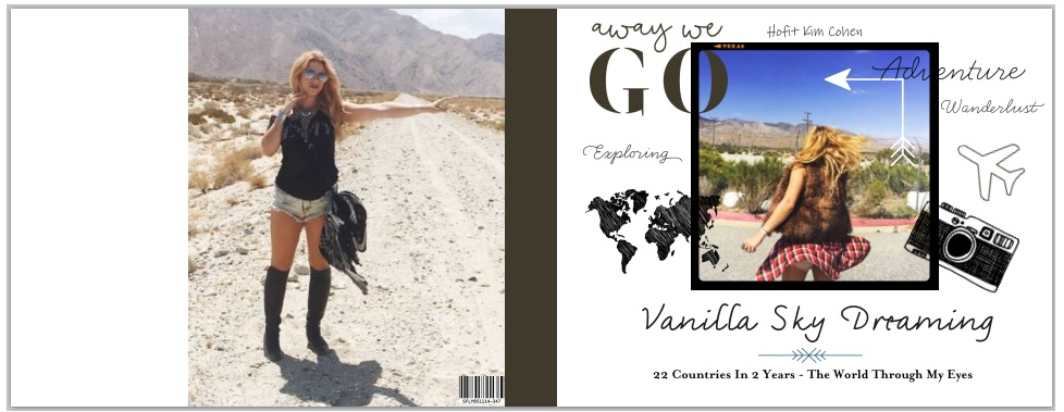 22 countries in 2 years creating my travel photo book with