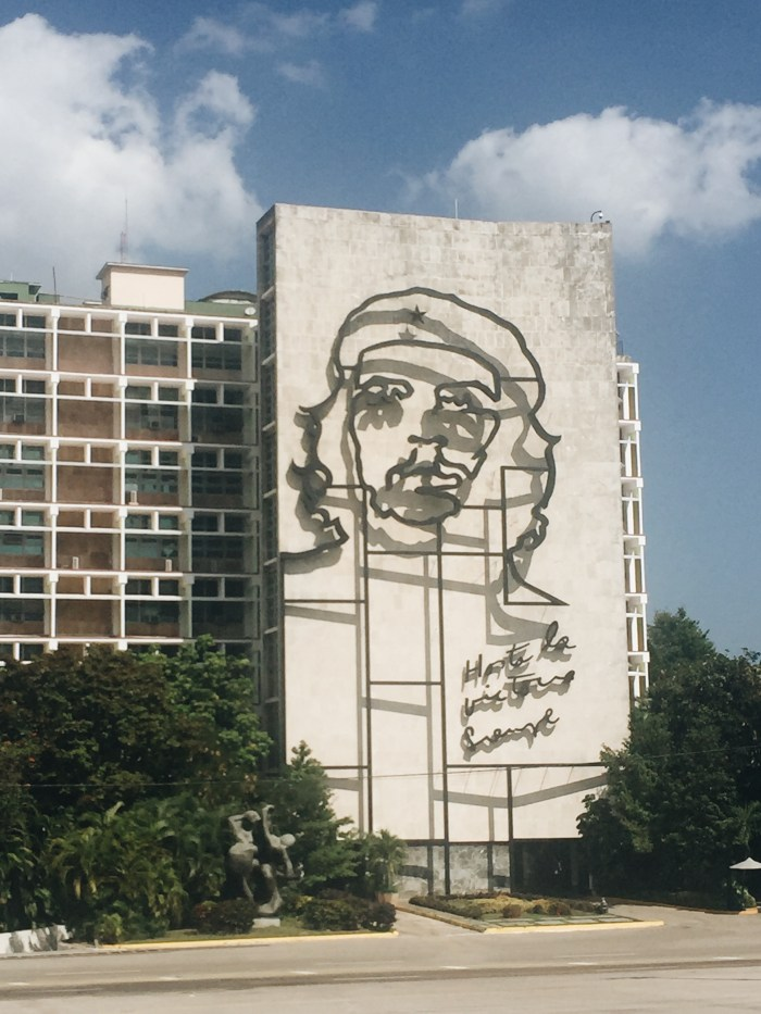 plaza de la revolucion Cuba
