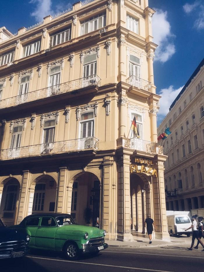 A classic Havana moment - Cuba