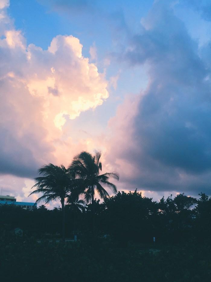 Santa Maria Cuba Sunset