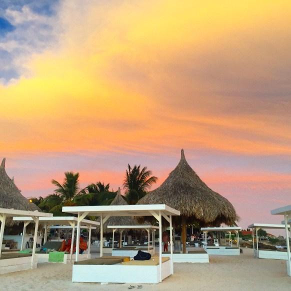 Curaçao Sunset - ABC Island Vanilla Sky Dreaming