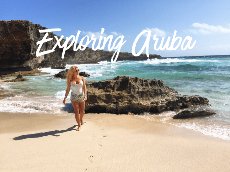 Exploring Aruba On Jeeps - Arikok National Park (VIDEO)