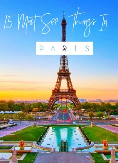 Paris is one of the most famous cities in the world! In 2013, Paris welcomed 15.6 million international visitors and many keep coming back for more to dine, sight see and enjoy the beautiful city of love