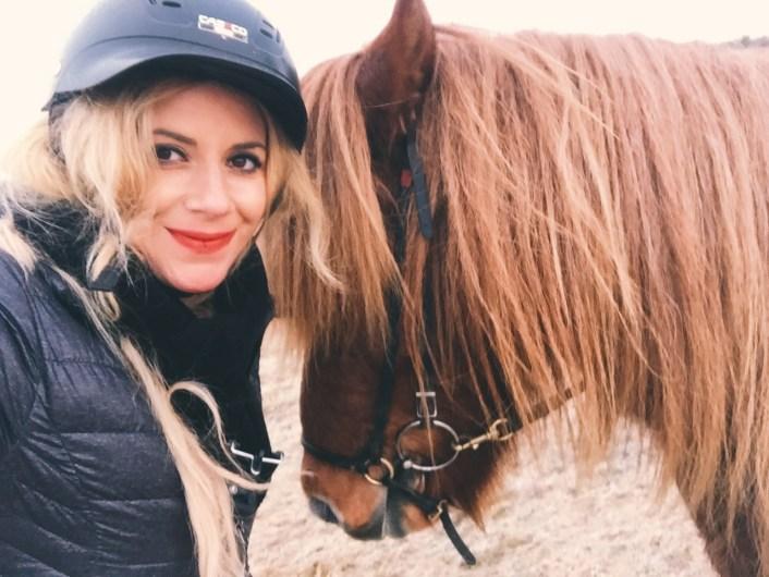 Hofit Kim Cohen - Vanilla Sky Dreaming - Icelandic Horses