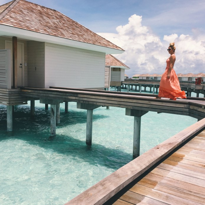 Maldives Water Villa Room Tour - Kandima Maldives Resorts