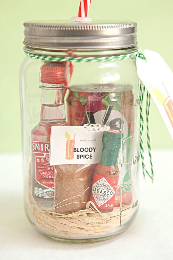 Bloody Mary Jar