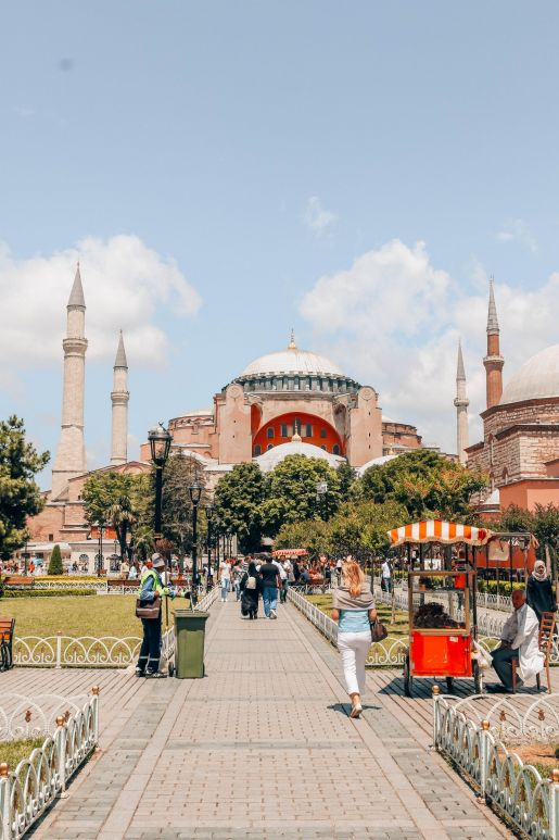 things to see in istanbul