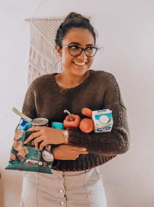 Your Printable Healthy (Vegan) Grocery List