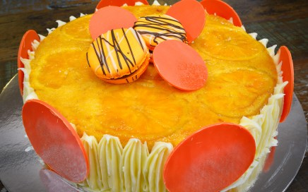 Honest Orange Flourless Cake