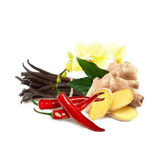 Rezept: die etwas andere Kräuterbutter mit Chili, Ingwer und Vanille