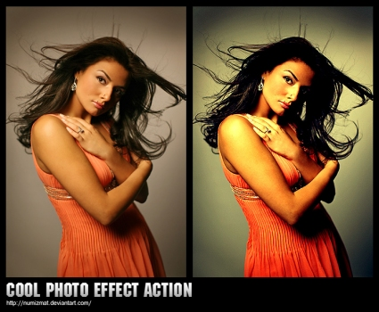 Cool Photo Effect Action