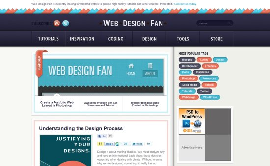 Web Design Fan