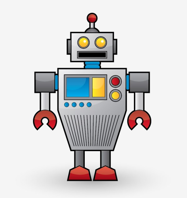 Create a Cool Vector Robot Character in Illustrator