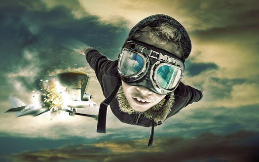 Create a Superhero Movie Inspired Photo Manipulation