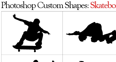skateboarding shapes