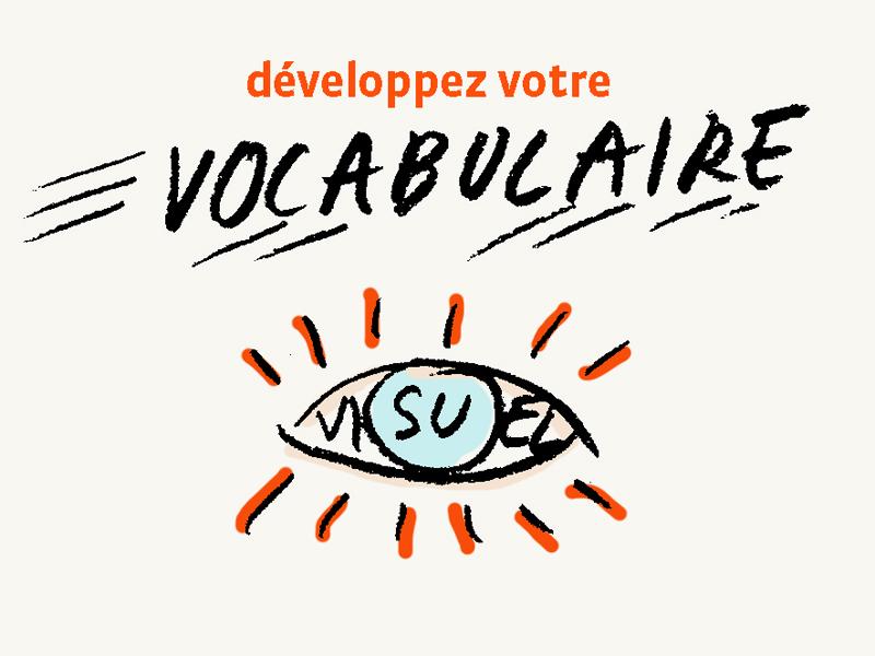 Développez votre vocabulaire visuel